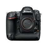 Nikon D4S 16.2 MP CMOS Digital Camera (Body Only)-Black