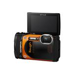 Olympus TG-860 Digital Camera - Orange