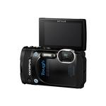 Olympus TG-860 Digital Camera - Black