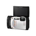 Olympus TG-860 Digital Camera - White