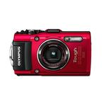Olympus Stylus TOUGH TG-4 Digital Camera - Red