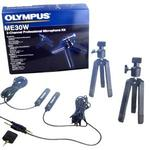 Olympus ME30W 2-Chanel Professional Microphone Kit