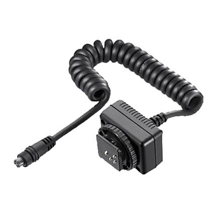 Olympus Hotshoe Flash Cable (for use with the FP-01