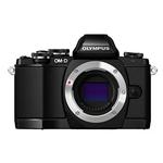 Olympus E-M10 16.1MP Mirrorless Micro Four Thirds Camera (Body Only) -Black