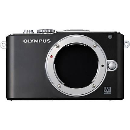 Olympus E-PL3 with 17mm Lens (Black)