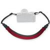 Op/Tech Envy Strap Red 3/8 Inch Connecter AntiMicrobial Memory Foam