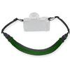 Op/Tech Envy Strap Forest Green 3/8 In Connecter AntiMicrobial Memory Foam