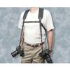 OP/TECH Dual Harness Strap - Regular (Black)