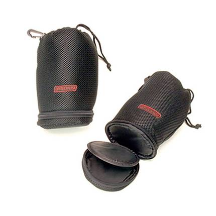 OP/TECH Lens/Filter Pouch Medium (Black)