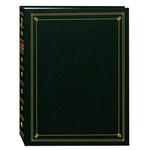 Pioneer APS 3-Ring Bi-Directional Memo Photo Album - Green