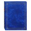 Pioneer APS 3-Ring Bi-Directional Memo Photo Album - Royal Blue