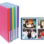 Pioneer 4 x 6 In. Space Saver Poly Album (72 Photos)