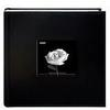 Pioneer Leatherette Frame Bi-Directional Photo Album (200 4x6 photos)-Black
