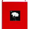 Pioneer Fabric Frame Bi-Directional Photo Album (300 4x6 photos) - Red