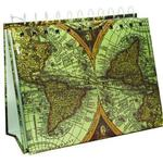 Pioneer Mini Photo Album Easel (50 4x6 photoes) - Ancient World Map