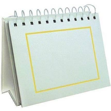 Pioneer 4 x 6 In. Mini Photo Album Easel (50) - White