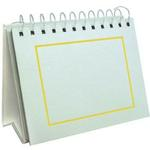 Pioneer Mini Photo Album Easel (50 4x6 photoes) - White