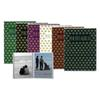 Pioneer Flexible Cover Compact Photo Album (holds 36 4x6 photos) Mixed Color