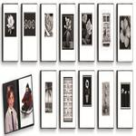 Pioneer 4 x 6 In. Hard Cover Compact Photo Album (36 Photos) - Flower Cover