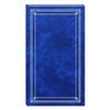 Pioneer 4 x 6 In. Slim Line Post Style Photo Album (204 Photos) - Royal Blue