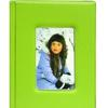 Pioneer Frame Cover Photo Album (24 4x6 photos) - Bright Green
