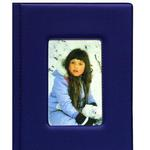 Pioneer Frame Cover Photo Album (24 4x6 photos) - Navy Blue