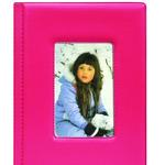 Pioneer Frame Cover Photo Album (24 4x6 photos) - Bright Pink