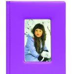Pioneer Frame Cover Photo Album (24 4x6 photos) - Bright Purple