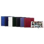 Pioneer Full Size Memo Pocket Photo Album (300 4x6 Photos)-Assorted 12-Pack