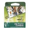 Pioneer Clear Photo Corners (250)