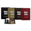 Pioneer Embroidered Patch Faux Suede Photo Album - Assorted 12-Pack