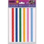 Pioneer Rainbow Photo Corners (204)