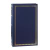 Pioneer 4 x 6 In. Pocket 3-Ring Binder Photo Album (300 Photos) - Navy Blue