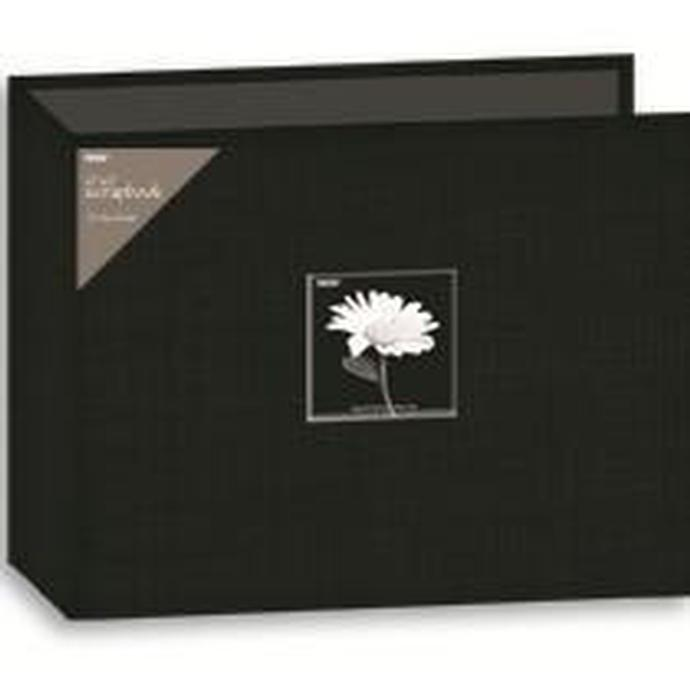 Pioneer 12X12 3-Ring Binder Fabric Frame Scrapbook