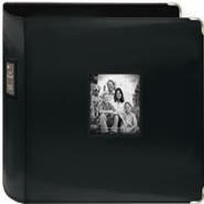Pioneer 12 X 12 In. Sewn Leatherette 3-Ring Binder Frame