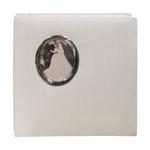 Pioneer 5 x 7 In. Oval Framed Wedding Photo Album (100 Photos) - Plain cover