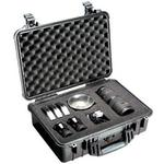 Pelican 1500 Foam Case (Black)
