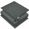 Pelican Replacement Foam Set for 1600 (Black)