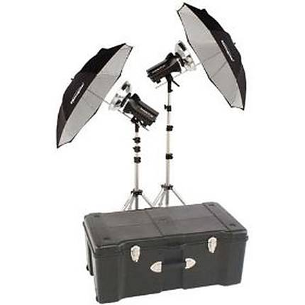 Photogenic Portrait Studio Max III Kit