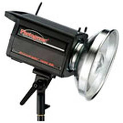 Photogenic PLR1250DRC 500 W/S UV Powerlight w/ Pocket Wizard