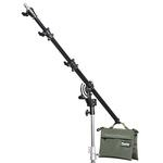 Phottix Light Stand Boom Arm and Medium Sand Bag Combo - 63in/ 160cm