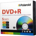 Polaroid Mini DVD-R 1.4GB/30 Min 5 Pack