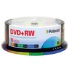Polaroid DVD+RW 4.7GB, 4x, Recordable Disc (15 Pack Spindle)