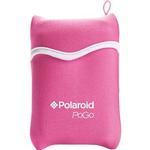 PINK NEOPRENE POLAROID COVER POGO PRINTER COVER