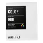 Impossible Instant Color Film for Polaroid 600-Type Cameras