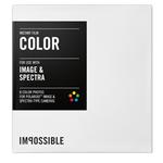 Impossible Color Film for Polaroid Spectra Cameras