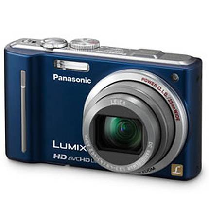 Panasonic Lumix DMC-ZS7A Blue 12MP Digital Digital Camera