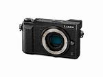 Panasonic GX85 Mirrorless Micro 4/3 Digital Camera Body Only - Black