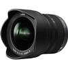 Panasonic Lumix G Vario 7-14mm f/4.0 ASPH. Wide Angle Lens - Black