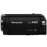 Panasonic HC-W570 HD Camcorder with Built-in Twin Video Camera-Black
